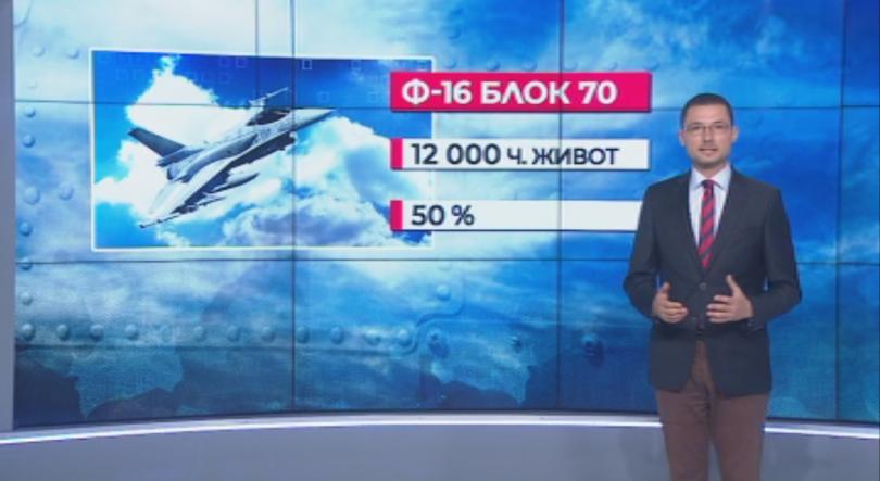 снимка 1 Първият Ф-16 ще е готов през 2022 г. за обучение на български пилоти