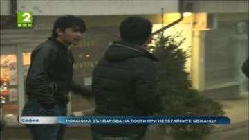 Жителите на Овча купел призоваха МВР да реагира срещу нелегалните бежанци