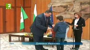 Стипендии за даровитите деца на Разград