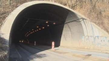 Светофар падна в тунел Правешки ханове