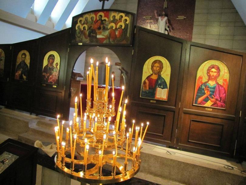 """Църквата """"Св. Иван Рилски"""", основана от Катя Янкова и още 11 доброволци в Монреал"""