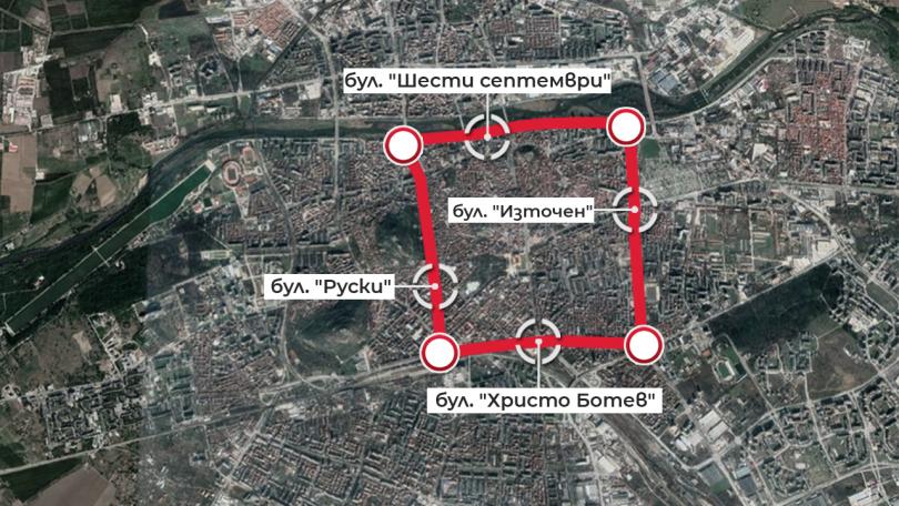 снимка 1 Европейска столица на културата: Общински отряди ще следят за реда в Пловдив