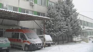 Линейка закъса в снежна Мездра