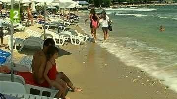 Варненските плажове с медицински екипи