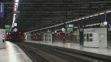 Продължава стачката на железничарите в Белгия