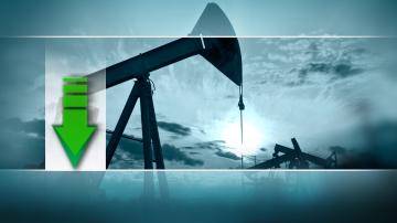 Американският суров петрол падна под 28 долара