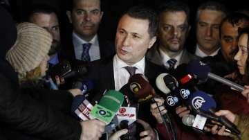 Македония повдигна нови обвинения на Груевски
