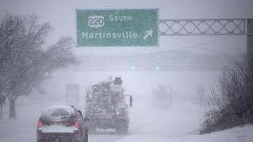 18 жертви след снежната буря в САЩ
