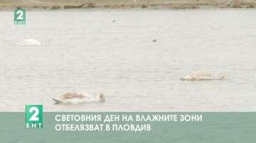 Световния ден на влажните зони отбелязват в Пловдив