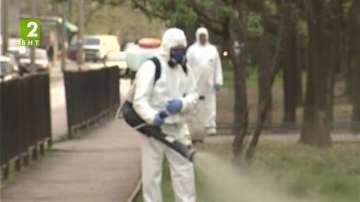 Спешни мерки за борбата с комарите по Дунав