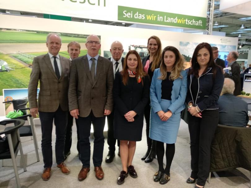 българия германия сътрудничат намирането зелени практики