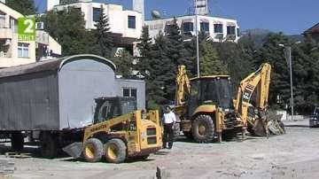 Ремонтират улици в Дупница