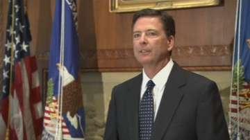 Директорът на ФБР пристига на посещение