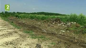 Селата в Русенско нямат сметища за строителни отпадъци