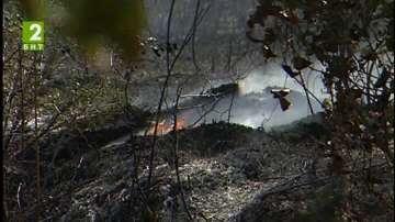 До 500 лева глоба за запален огън