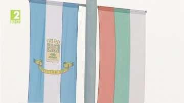 Нови знамена и безплатна синя зона в Пловдив за Шести септември