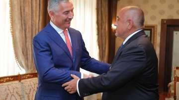 След визитата на Борисов: Развиваме енергийни и транспортни проекти с Черна гора