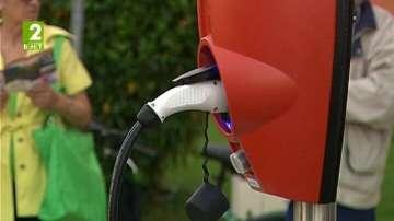 Община Варна купува 3 електромобила