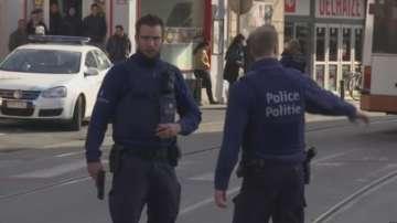 Стрелба в Брюксел