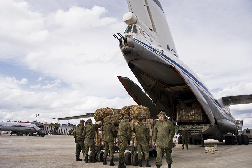 Руски части се готвят за изтеглянето от Сирия