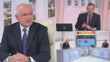 Димитър Главчев от ГЕРБ за фазата Борисов-3