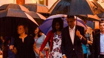 По улиците на старата Хавана с Мишел Обама