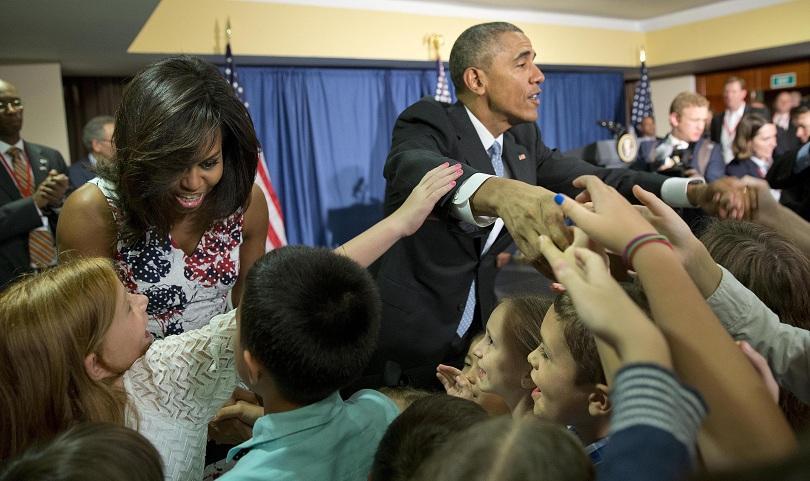 снимка 7 Барак Обама в Хавана - (извън)протоколно (ФОТОГАЛЕРИЯ)
