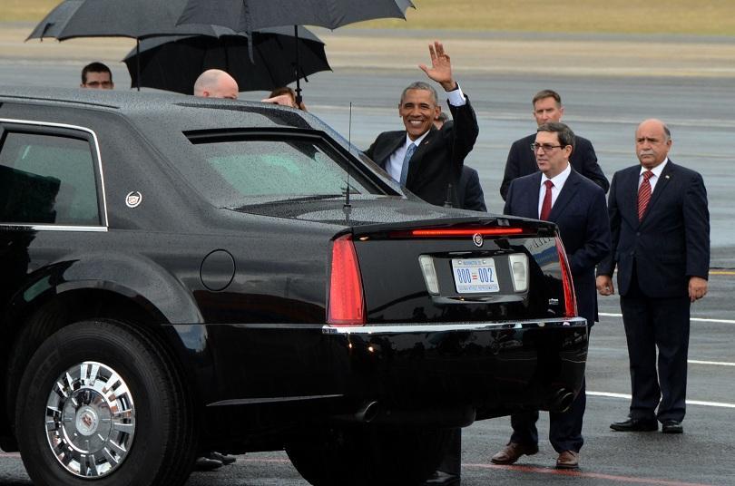 снимка 3 Барак Обама в Хавана - (извън)протоколно (ФОТОГАЛЕРИЯ)