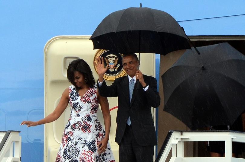 снимка 4 Барак Обама в Хавана - (извън)протоколно (ФОТОГАЛЕРИЯ)