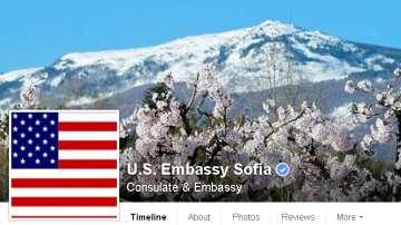 Посолството на САЩ коригира съобщението за заплаха в София