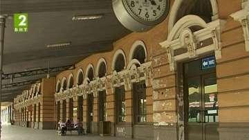 Спор за оригиналния вид на сградата на ЖП гара - Пловдив