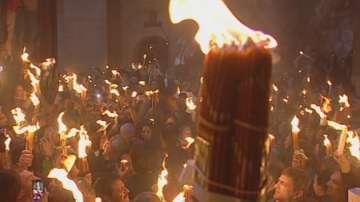 НА ЖИВО ПО БНТ 1: В очакване на Благодатния огън от Ерусалим