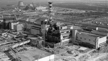 30 години от чернобилската катастрофа