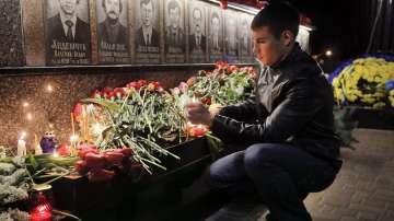 Украйна почита жертвите на Чернобил