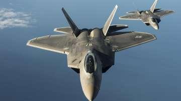 Американски F-22 Raptor пристигнаха в Румъния