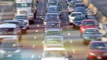 Интензивен трафик имаше по главен път Е-79 от Благоевград към Гърция