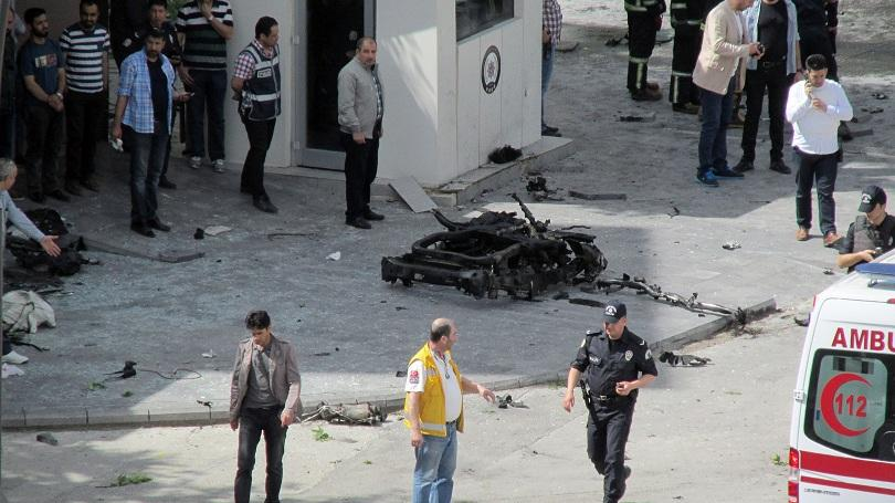 Ислямска държава стои зад атентата на 1 май в Турция