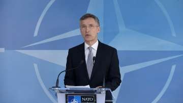 Мирът и сигурността в Европа не са даденост, заяви генералният секретар на НАТО