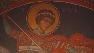 Денят на Св. Георги Победоносец - един от най-почитаните светци