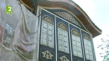 Реставрират фасадата на Етнографския музей в Пловдив