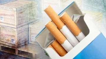 Около 10 милиона е предполагаемият приход на разбитите фабрики за цигари