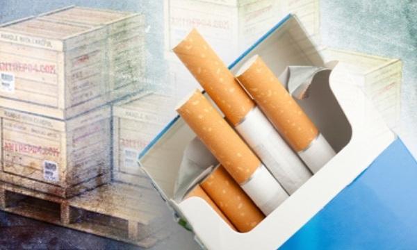 контрабандата цигари увеличила третото тримесечие годината