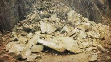 Паднала скална маса затвори главния път между Мездра и Ботевград