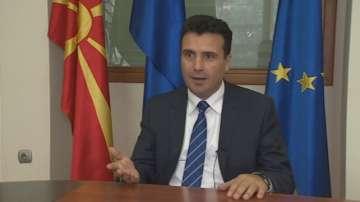 Македонският премиер идва утре в София за срещи с Борисов и Радев