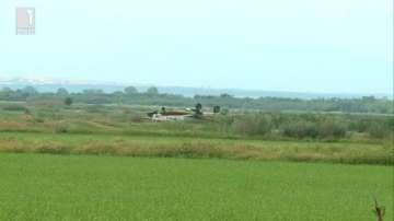 Пилотът на падналия селскостопански самолет: Двигателят просто отказа