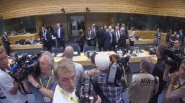 В последния момент: отмениха срещата на върха на ЕС за Гърция