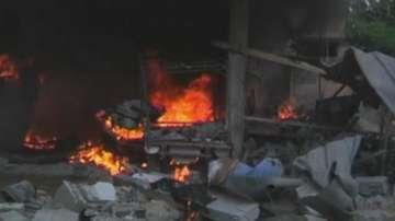Израел засилва офанзивата в Газа