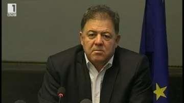 Ненчев: Ще запечатаме границата, но няма да позволим незаконен трафик