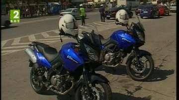 Моторизирани полицейски екипи във Варна