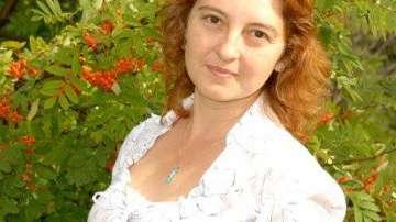 """Снимката на Катя за университета """"Мемориъл"""", където преподава."""